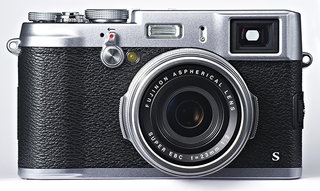 Fujifilm FinePix X100S high-end compact camera official