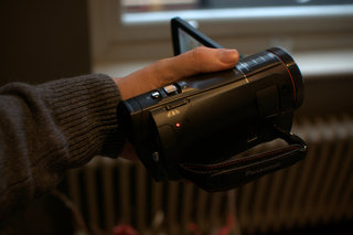 panasonic hc x920 hd camcorder pictures and hands on image 14