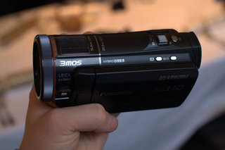 panasonic hc x920 hd camcorder pictures and hands on image 5