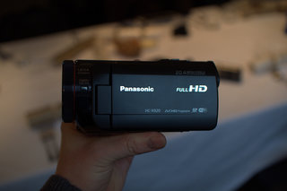 panasonic hc x920 hd camcorder pictures and hands on image 7