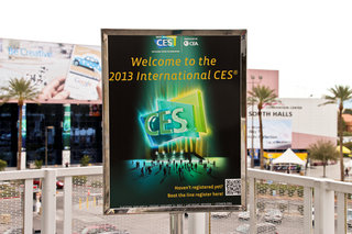 CES 2013: We're here