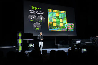Tegra 4 official: Beats iPad 4 for speed