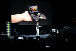 Nvidia Shield: The new Android games console with a twist