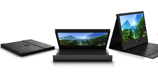 HP U160 portable external monitor will extend your laptop display