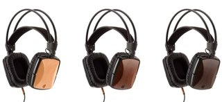 Griffin WoodTones Headphones adds on-ear to eco-range