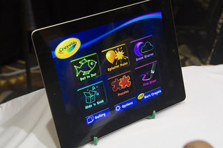 crayola light marker with interactive ipad app pictures and hands on image 5