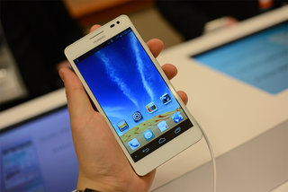 Huawei Ascend D2: 5-inch Android 1080p smartphone announced, we go hands-on