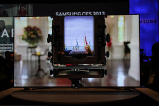 samsung f8000 led tv pictures and eyes on image 5
