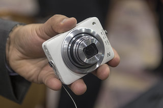 Canon PowerShot N pictures and hands-on