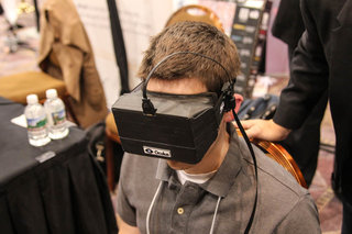 Oculus Rift demoed at CES, we try out the beta