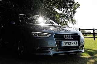 Audi A3 gets faster in 2013: In-car 4G LTE wireless broadband unveiled