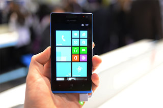 Huawei Ascend W1 pictures and hands-on