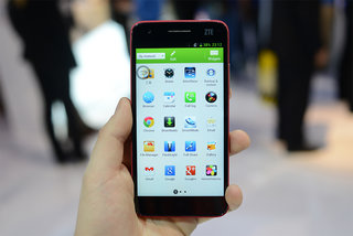 ZTE Grand S pictures and hands-on