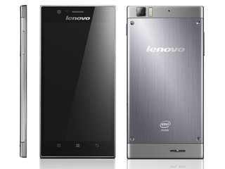 Lenovo K900 offers 5.5-inch Full HD display, has next-gen Intel inside