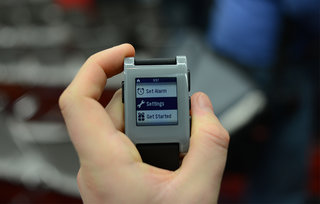 pebble smart watch pictures and hands on image 5