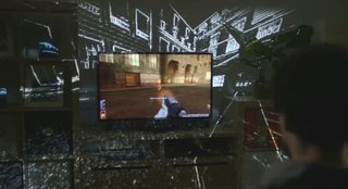 Microsoft IllumiRoom concept demoed at CES... Xbox 720 anybody? (video)