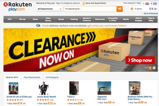 Play.com to close retail business, but marketplace lives on