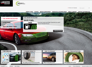 WEBSITE OF THE DAY: Green Tyres