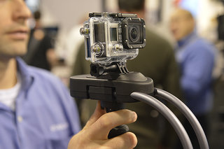 Steadicam Smoothee for GoPro HD Hero pictures and hands on