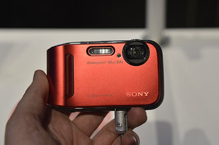 Sony Cyber-shot TF1 tough camera pictures and hands-on