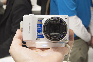 Samsung WB250F pictures and hands-on