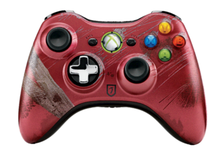 Limited Edition Tomb Raider Xbox 360 controller unveiled
