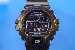 casio g shock gb 6900aa bluetooth iphone watch multiple colours pictures and hands on image 8