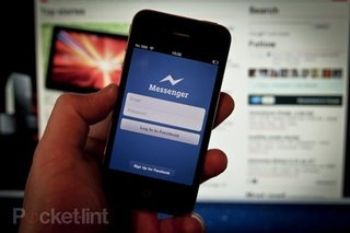 Facebook Messenger for iPad suggested for Tuesday event