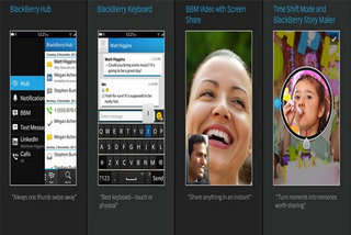 More BlackBerry 10 details revealed, as training manual leaked