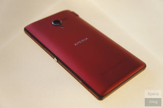 Red Xperia ZL spotted in the wild at South East Asia launch