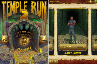 app of the day temple run 2 review ios image 1