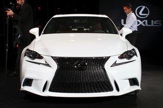 lexus is pictures and hands on video  image 2