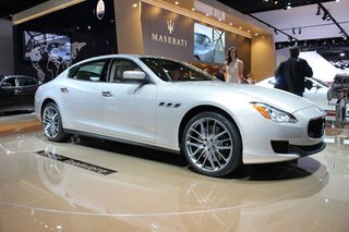 maserati quattroporte pictures and hands on image 5