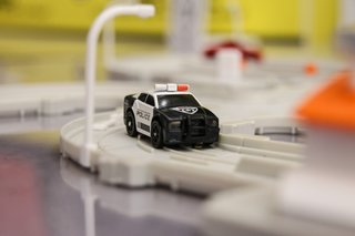 Tagamoto mini robot cars pictures and hands-on