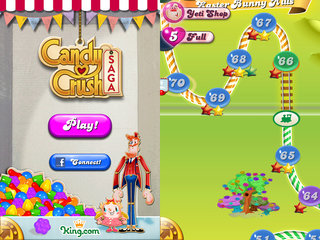 app of the day candy crush saga review iphone image 2