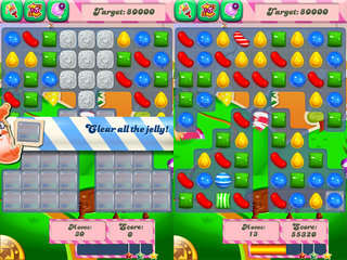 app of the day candy crush saga review iphone image 5