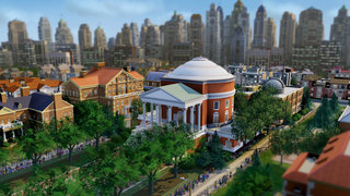 Hands-on: SimCity review