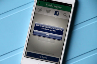 Vine for iPhone Twitter sign-in issues fixed, loses friends with Facebook