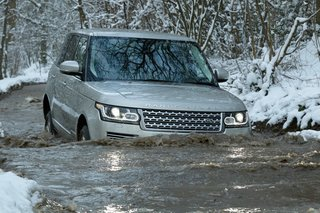 Tackling a Land Rover Experience day with the all-new Range Rover