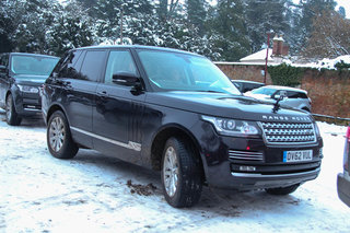 tackling a land rover experience day with the all new range rover image 12