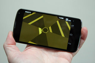 app of the day super hexagon review android iphone  image 1
