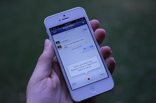 Facebook for iOS updated with voice messaging and improved Nearby tab