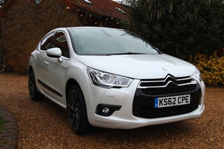 citroen ds4 dsport hdi 160 6 speed auto pictures and hands on image 3