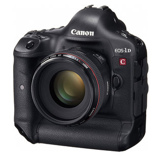 Canon EOS 1D C squeezes in higher frame rate for 4K movie-capture: 4K at 25fps incoming