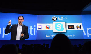 Skype, WhatsApp and Angry Birds confirmed for BlackBerry10