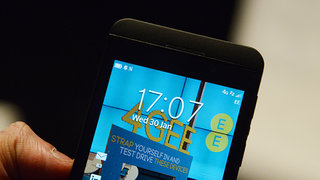 4G on BlackBerry Z10 tested