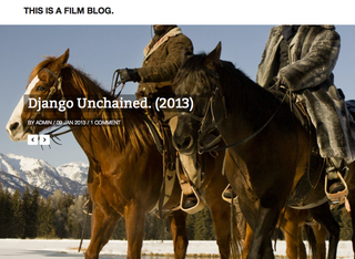 WEBSITE OF THE DAY: This is a Film Blog