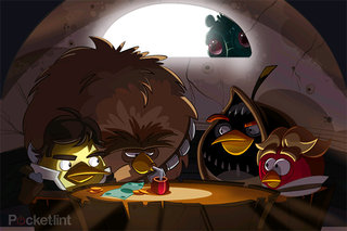 Angry Birds Star Wars update brings 20 new levels