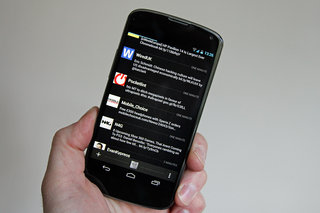 app of the day carbon for twitter review android  image 1