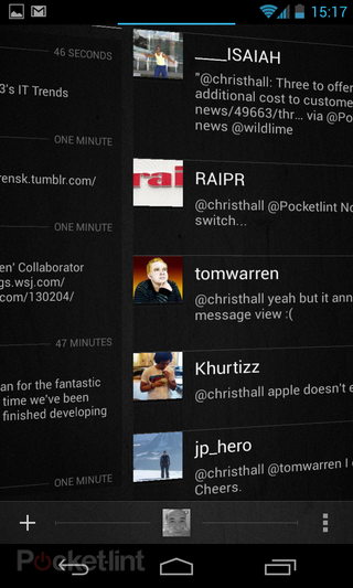 app of the day carbon for twitter review android  image 3